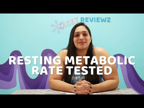 RESTING METABOLIC RATE TESTED-What's My Results?