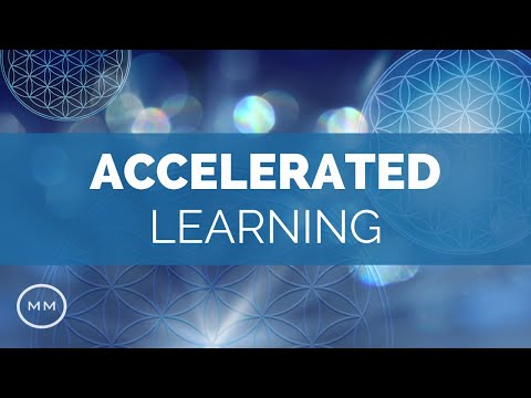Accelerated Learning (v.2) - Focus Music - Gamma Waves For Focus & Concentration - Monaural Beats