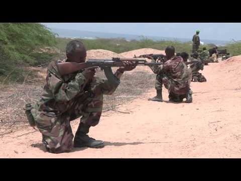 Focus on Somalia Somali Army Training EP. 11