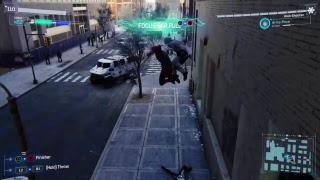 Spider-Man: Roaming Around the City