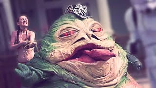 Star Wars MTV Cribs (w/ Jabba the Hutt) - 4K