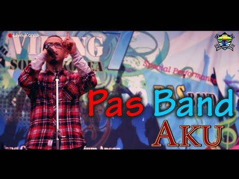 Aku - Pas Band Live South Korea 2016 Anniversary7 Viking South Korea
