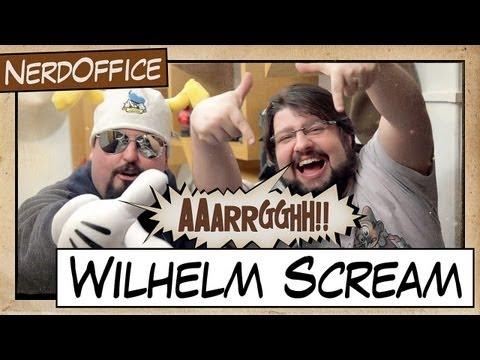 Wilhelm Scream e a Última Ceia