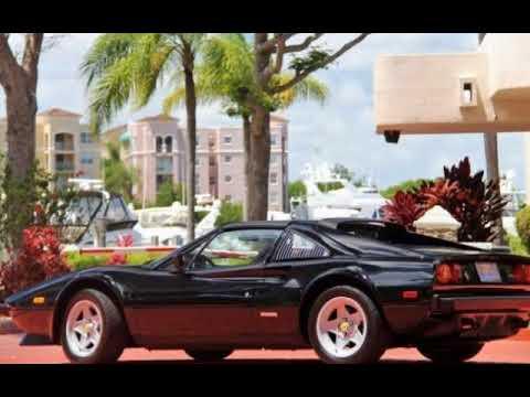 Ferrari 308 Gts For Sale >> 1985 Ferrari 308 Gtsi Qv For Sale In Miami Fl Youtube