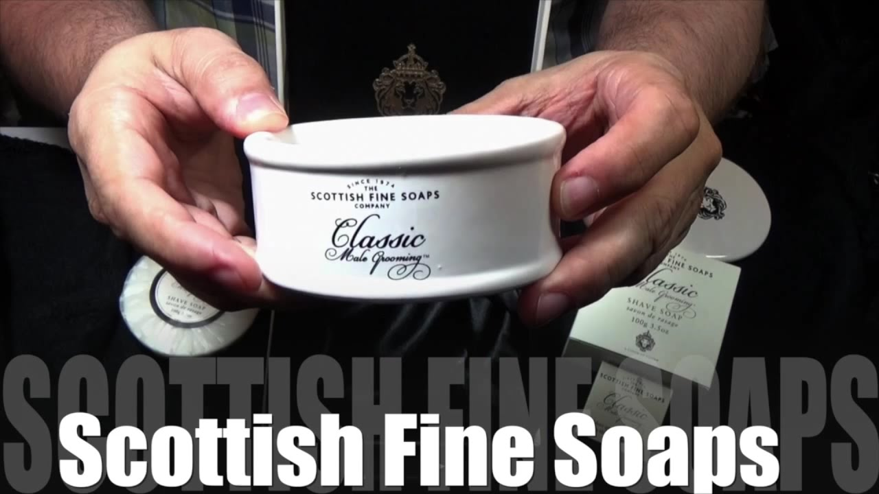 review scottish fine soaps youtube. Black Bedroom Furniture Sets. Home Design Ideas