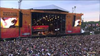 Pearl Jam - Hard Rock Calling 2010 . 1080i HDTV