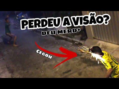 (iLock) GUERRA DE FOGOS DE ARTIFÍCIOS •| CEGOU? |•