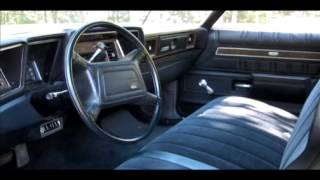 Air Cushion Restraint System - 1973 Chevrolet Impala Airbag