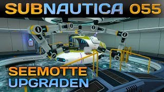 🌊 SUBNAUTICA [055] [Ein Upgrade für die Seemotte] Let's Play Gameplay Deutsch German thumbnail