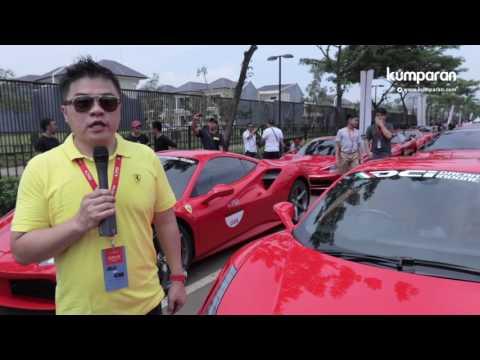 Apa Enaknya, Naik Sport Car Ferrari di Jakarta yang Macet?
