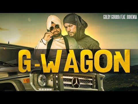new punjabi song:G wagon II bohimia II deep jandu II bass boosted by HD BASS PROFESSOR.