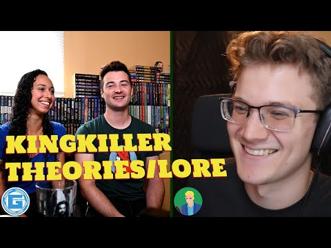 KINGKILLER CHRONICLE Lore, Theories & Film/TV Adaptation Discussion (feat. DANIEL GREENE)