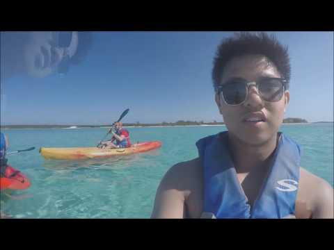 St. John's Takes Bahamas