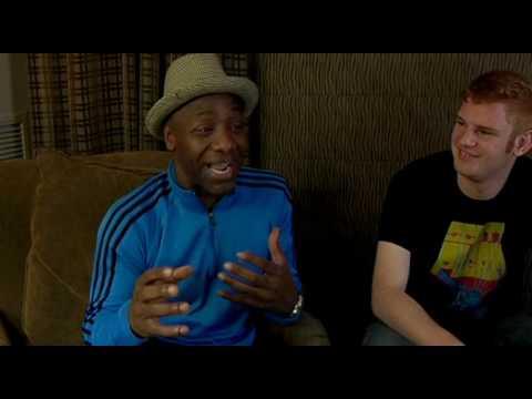 Meet Left 4 Dead's Louis: Voice Actor Earl Alexander part 1