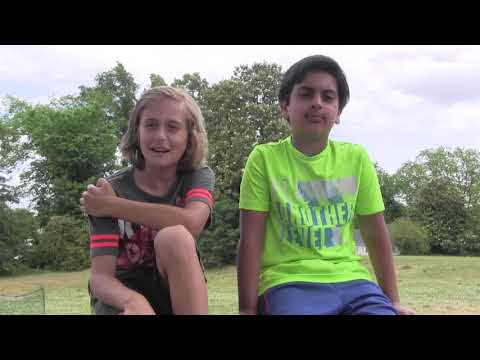 I AM Poems for Two Voices - The Exploris School