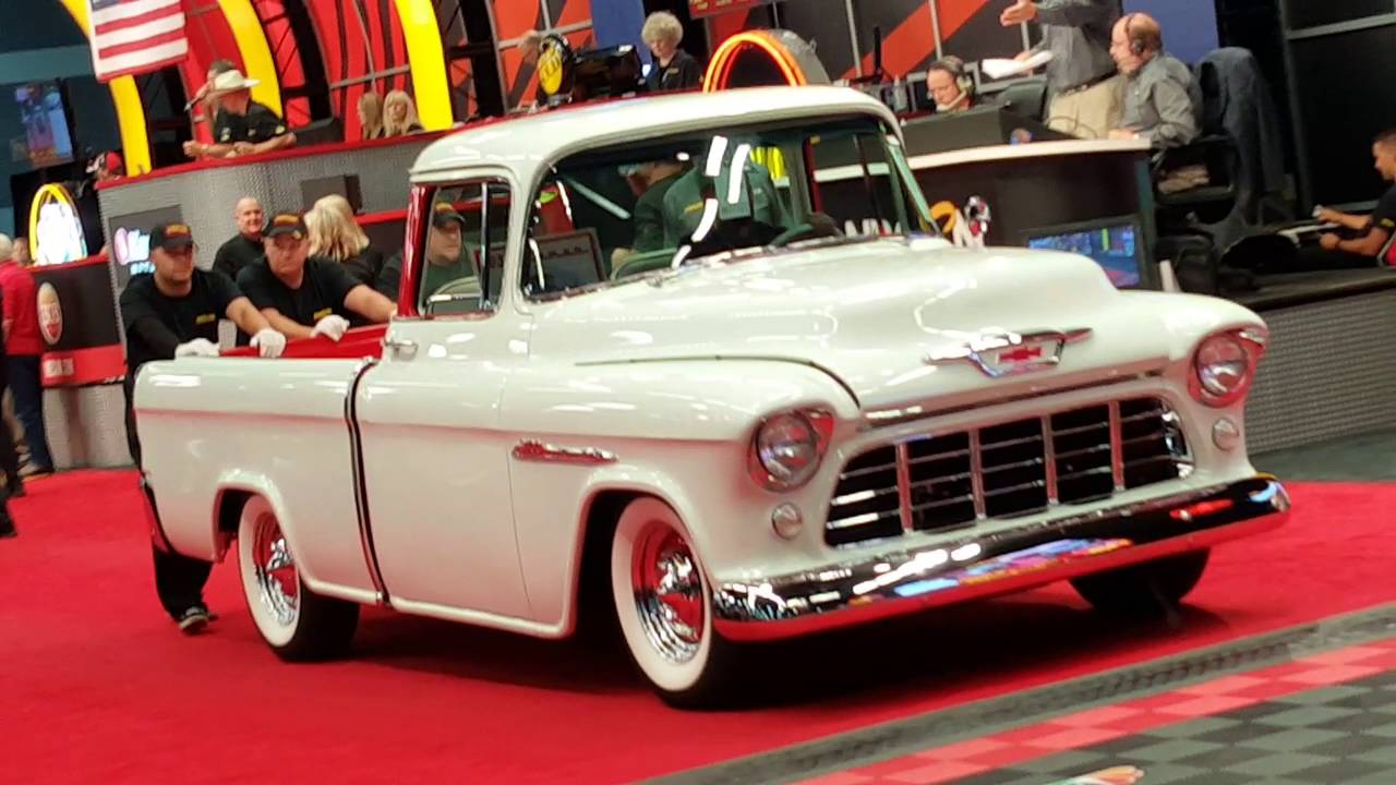 Chevrolet 3100 sold at MECUM auction portland oregon - YouTube