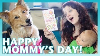HAPPY MOMMY'S DAY! | Look Who's Vlogging: Daily Bumps (Episode 11)