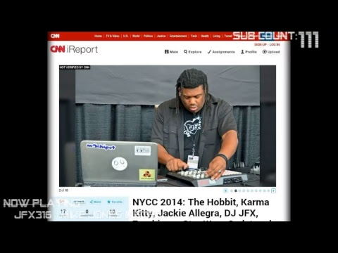 JFX316 24/7 Music Stream [Artist Stream] (Hip Hop/Lofi/Noise/Ambient)