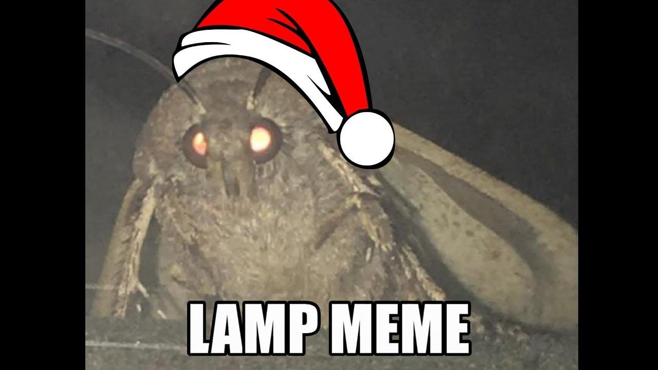 Christmas Story Meme.Moth Lamp Meme Christmas Story Ver