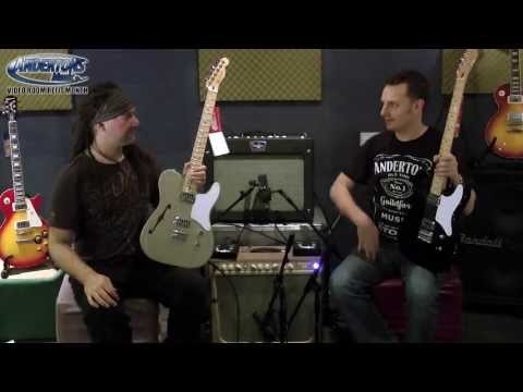 Fender Cabronita Tele Shootout - Solid vs Thinline