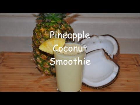 Pineapple Coconut Smoothie / Pina Colada