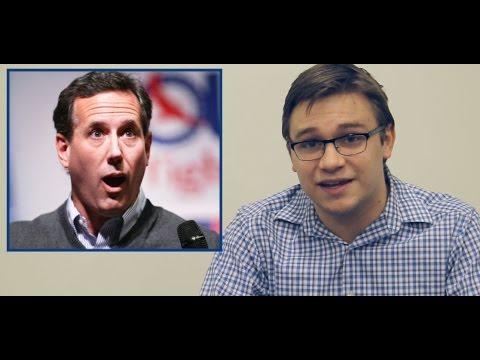 Why Rick Santorum Will Never Be President