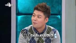 [HOT] 라디오스타 - 입 싼 현무, 히든싱어 대본도 당일날 지급 20131016