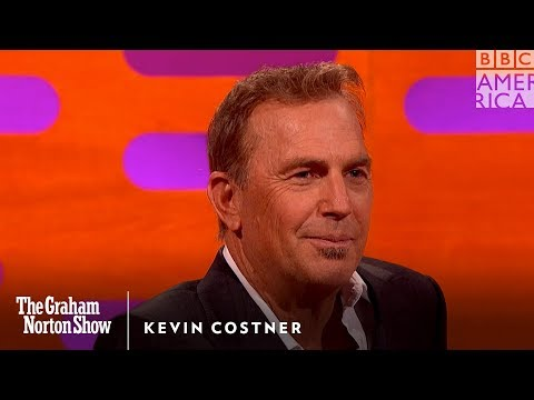 Kevin Costner's Kindness Was Repaid - The Graham Norton Show
