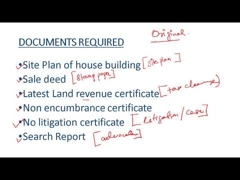 Full Documents Required For SBI Home Loan (Assamese)