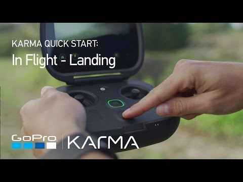 GoPro: Karma In Flight - Landing