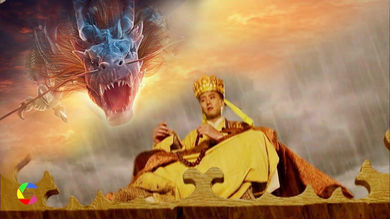 Rồng Cũng Phải Nge Theo Lệnh Đường Tăng Cầu Gì Được Nấy | Tây Du Ký - Tôn Ngộ Không