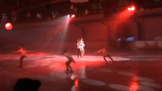 Одесса, Льдинка, Новогоднее предсталение 2015, Ивана Купала