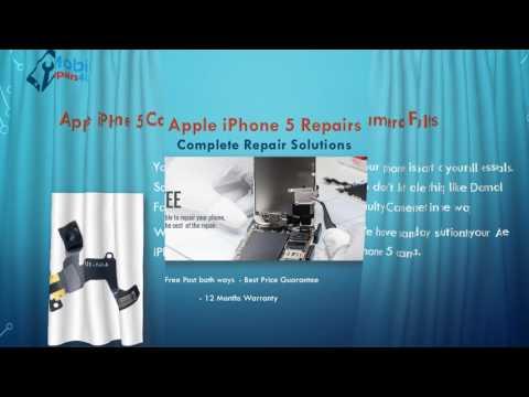 iPhone screen repair in London   UK