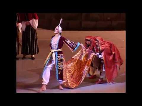 Mariinsky Theatre. The Fountain of Bakhchisarai Ballet. Sysoeva & Obraztsova