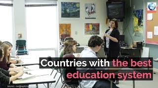 Top 10 Countries with the best education system