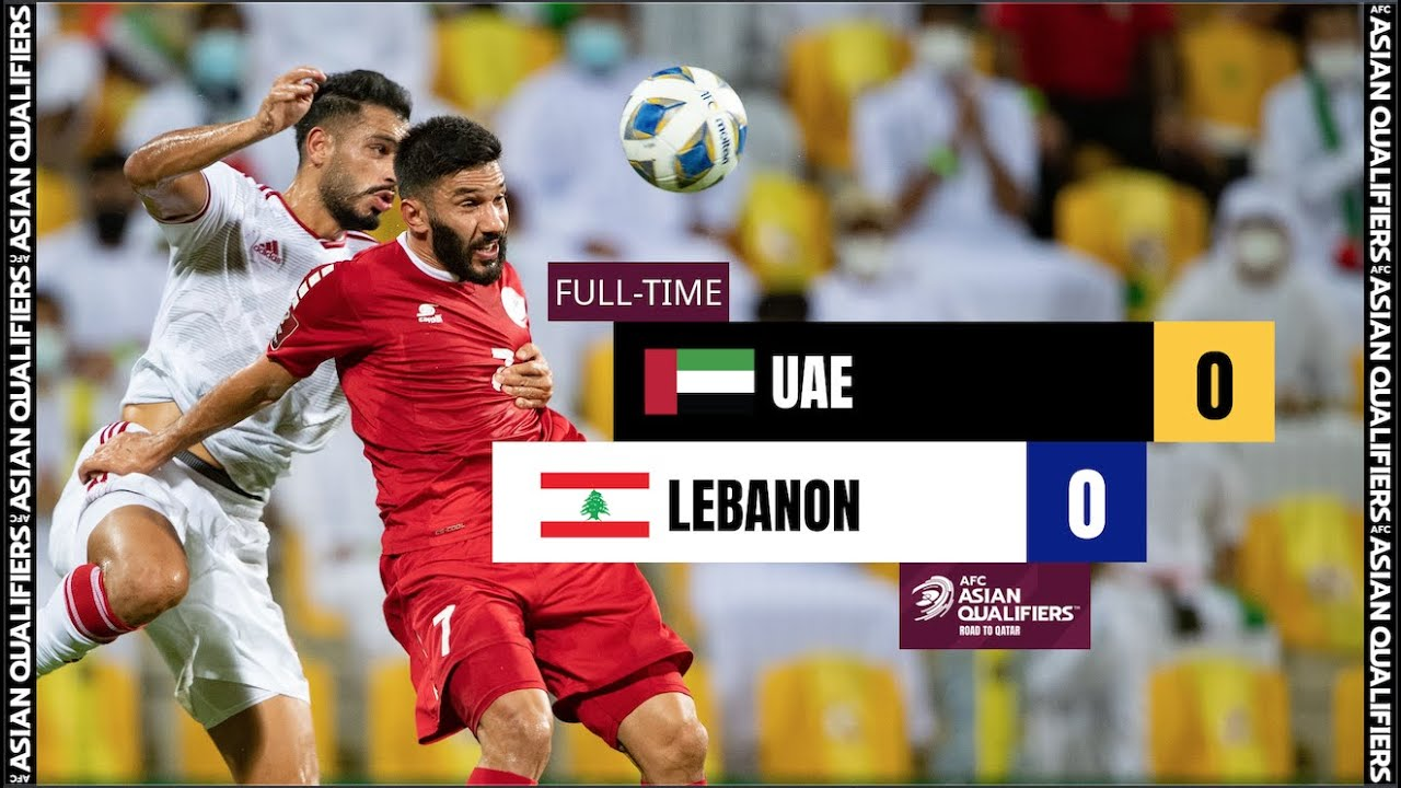 Download #AsianQualifiers - Full Match - Group A | UAE 0 - 0 Lebanon