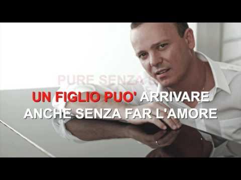 Gigi D'Alessio - La prima stella - Karaoke con testo