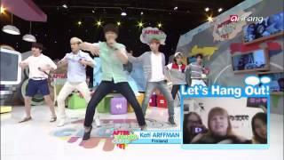 "INFINITE dance ""Come Back Again"" in 2014 HD"