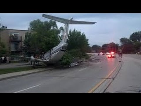 Seconds From Disaster Chicago Air Crash