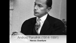 Andrzej Panufnik: Heroic Overture