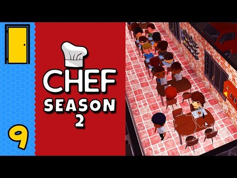 Unusual Recipes | Chef – Season 2 – Part 9 – Restaurant Tycoon Game (Early Access)