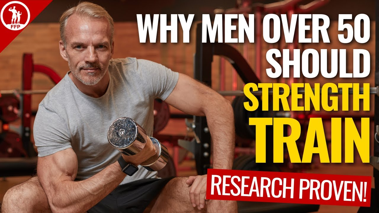 Download Lifting Weights When You Are Over 50 (The TRUTH)