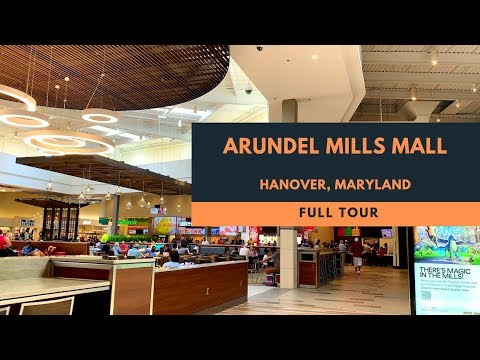 Arundel Mills Mall Full Tour | One Of The Best Shopping Destination In Maryland USA