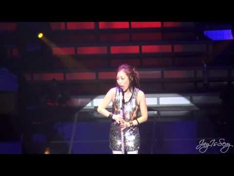 박정현 (Lena Park) - 첫인상 (오디오 좌우 불균형 / 2012, Gift Ver.) @ 2011.05.22