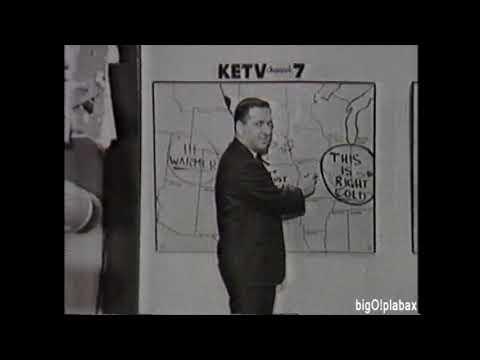 "KMTV 3 Omaha - ""Omaha Television: The Early Years"" - John Coleman (1985)"