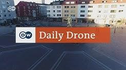 #DailyDrone: Theodor-Heuss-Platz in Bremerhaven | DW Deutsch