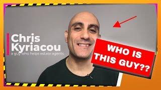 Gambar cover Estate Agent Coach and Digital Marketing Expert - Chris Kyriacou