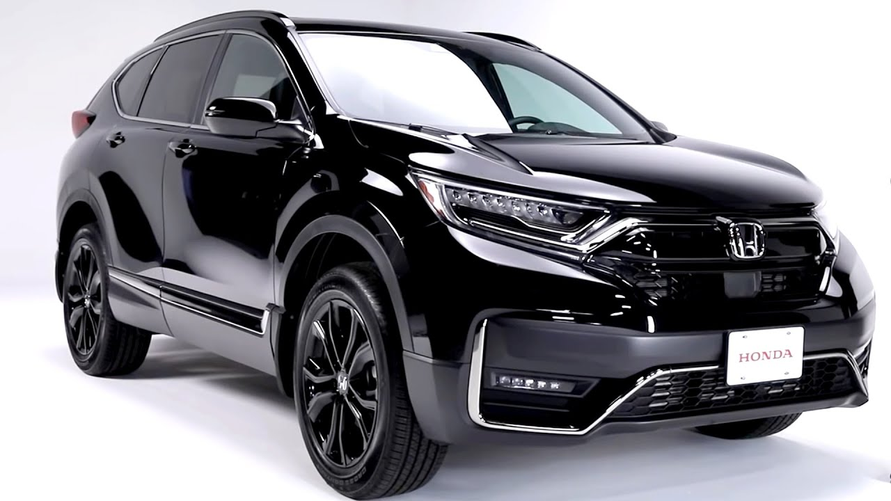 2021 Honda Cr V Black Edition Redesign Fantastic Suv New Honda Cr V 2021 Cr V New Model Youtube