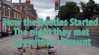 UK,Liverpool- 1St Peter Church where Paul met John