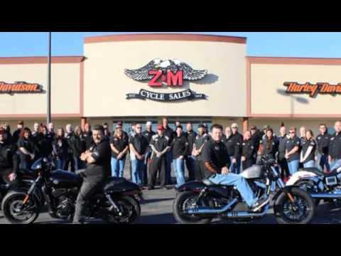 Harley Davidson Financing | Z & M Cycle Sales – Greensburg, PA -